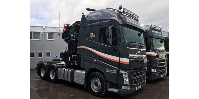 MCL Logistics joins European giant Palletways