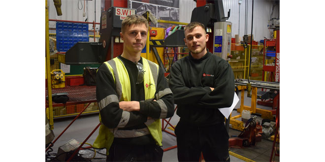 TotalKare champions vocational learning with another apprentice appointment