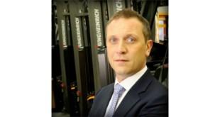 Jungheinrich UK announces new Sales Director