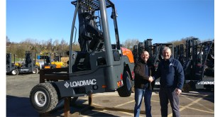 Loadmac appoints Atlas Cranes UK as exclusive sales and service provider in the UK