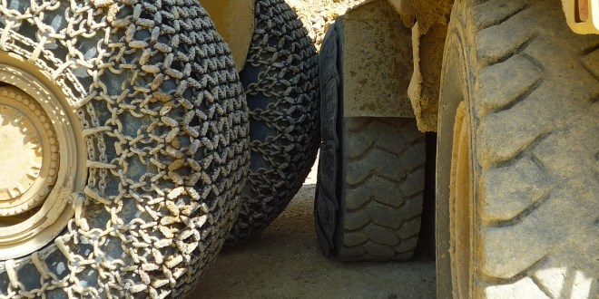 The Advantages of RUD Tyre Protection Chains