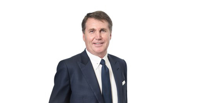 Caterpillar Names New Chief Financial Officer