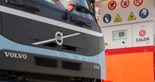 First Calor BioLPG shipment and Volvo LNG dedicated truck releases