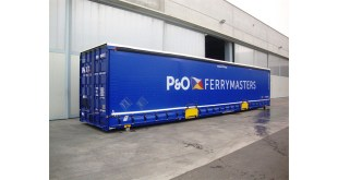 P&O FERRYMASTERS INVESTS IN 240 SWAP BODIES TO FURTHER ENHANCE INTERMODAL SERVICE FOR CUSTOMERS