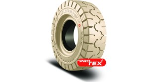 Trelleborg unveils the revolutionary ProTex electrically conductive non-marking tyres