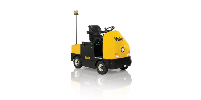 Yale expands tow tractor range