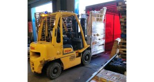COUNTRYWIDE UP GRADES FORKLIFT FLEET TO LATEST TCM TRUCKS