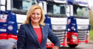 Cumbrian family haulage firm Stalkers Transport Services hope for 50th birthday bonus