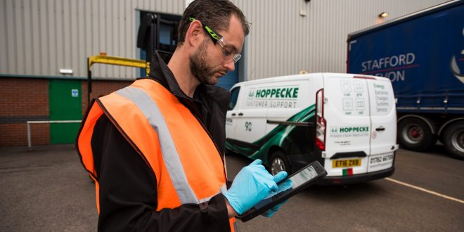 Hoppecke invests in IT to boost customer service