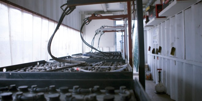 Kras Recycling places its trust in Fronius technology for charging