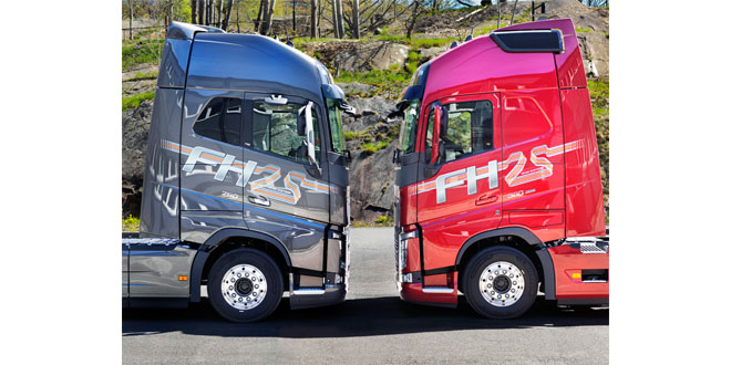 THE VOLVO FH 25 YEAR SPECIAL EDITION A TRIBUTE TO AN ICON