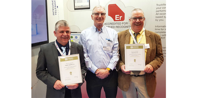 Truckfile helps Staples Vegetables earn DVSA recognition