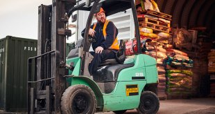 Wm McIvor & Son and its LPG-fuelled forklift trucks star in Calor new ad campaign