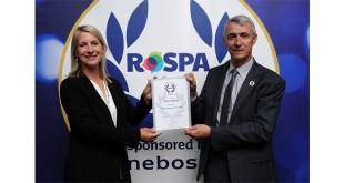 Briggs Equipment UK handed RoSPA Silver Award for health and safety practices
