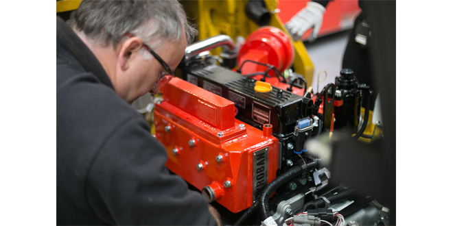 How to build an ATEX forklift