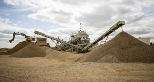 Mick George Ltd powers up volume with APS washing plant