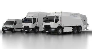 Renault Trucks ZE Range