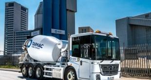 Tarmac partners with Mercedes-Benz Econic to lay the foundations for Greater Safety in cities