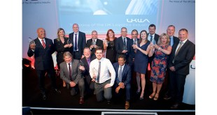 UKWA recognises the best of the UK logistics industry