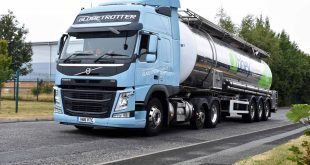 Abbey Logistics is first tanker company to trial long-haul gas-powered truck