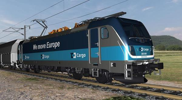 Bombardier Wins Contract to Provide up to 50 TRAXX MS3 Locomotives to CD Cargo