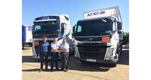 CENTRAL CHEMICAL SUPPLIES LTD CREATE POSITIVE REACTION WITH TWO NEW VOLVOS