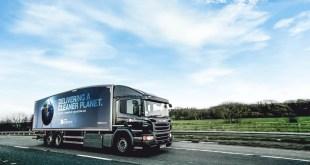 Howard Tenens Win Motor Transport Livery of the Year Award