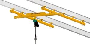 J D Neuhaus hoist rail
