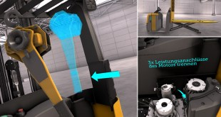 Jungheinrich virtual reality training provides immersive learning experience for engineers