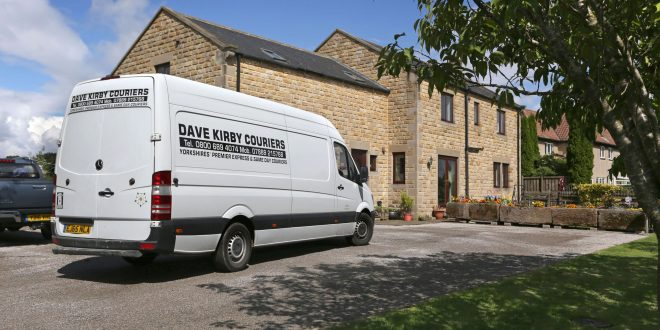 Kinesis Provides No Nonsense Vehicle Tracking For Yorkshire Courier