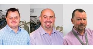 New directors welcomed at KNAPP UK