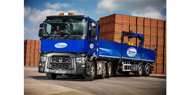 Wincanton extends Ibstock Brick relationship by four years