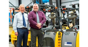 Windsor Materials Handling acquires Geolift 1