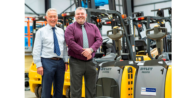 Windsor Materials Handling acquires Geolift 1
