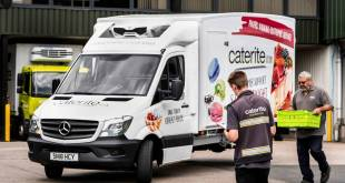 Caterite turns heads with striking Sprinters from Mercedes-Benz