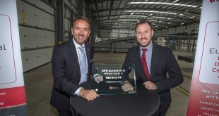 EUROCENTRAL DPD OPENING DWAIN MCDONALD AND NEIL GRAY MP