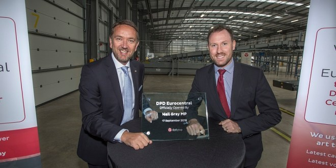 DPD opens its largest purpose-built Distribution Centre to date
