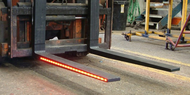 FORKLIGHT – Taking forklift safety to a whole new level