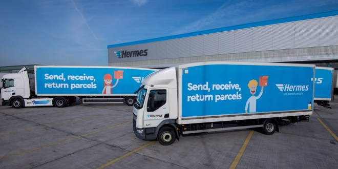 HERMES LAUNCHES WAREHOUSE TO WHEELS NATIONAL APPRENTICE PROGRAMME