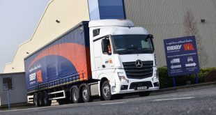 HIGH FIVE FOR BIBBY DISTRIBUTION AS CARBON EMISSIONS ARE CUT FOR THE FIFTH YEAR RUNNING