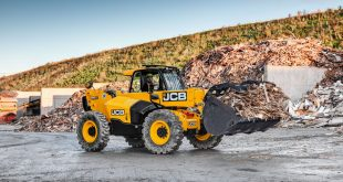 NEW ARRIVALS MEAN THAT TOM WHITE WASTE IS 100 PER CENT JCB