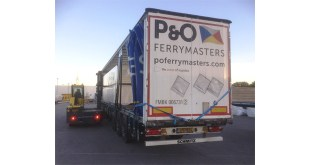 P&O FERRYMASTERS WINS Euro 115M CONTRACT FROM KINGSPAN INSULATED PANELS TO DISTRIBUTE PRODUCTS ACROSS BRITAIN