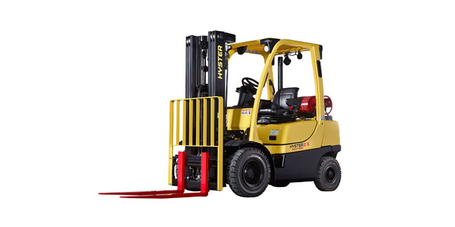 STAGE V ENGINES FOR HYSTER FORTENS LIFT TRUCKS