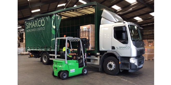 Cesab helps Simarco achieve cleaner quieter operations