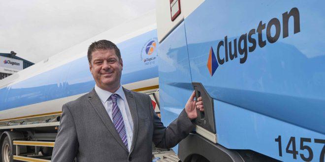 Clugston Distribution Director Tim Doggett