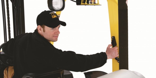 DESIGN FOR DRIVERS FUTURE PROOFS EFFICIENCY SAYS HYSTER EUROPE