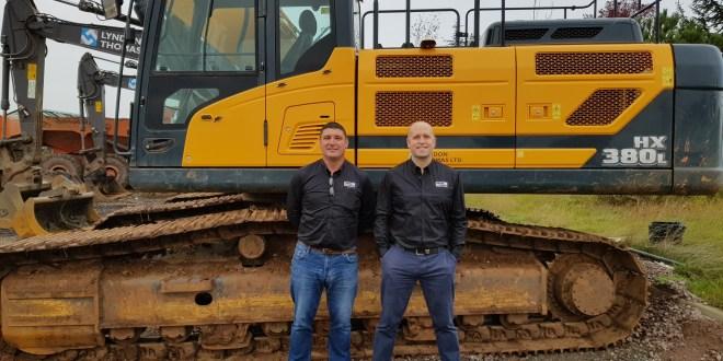 Hyundai appoints TBS Plant Ltd as new hyundai construction equipment dealer