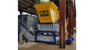 M&M Waste Solutions has sights on recycling boost with UNTHA shredder
