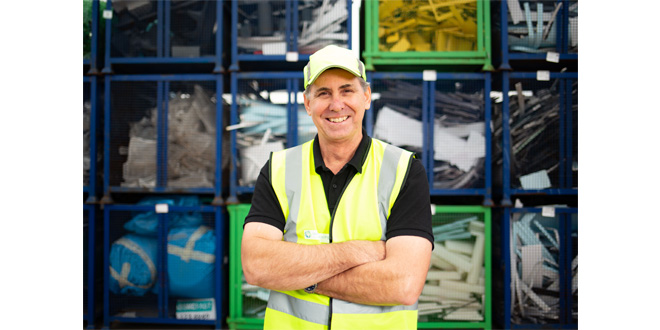Vanden Recycling FOOD PACKAGING INDUSTRY CAN INSPIRE RETAILERS WITH HOME GROWN RECYCLING SOLUTIONS