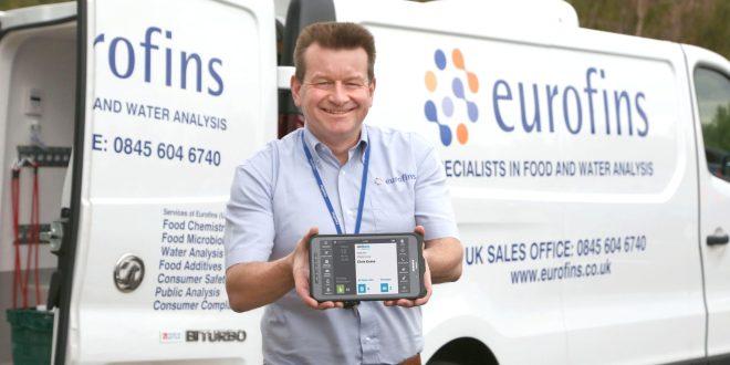 BigChange Passes the Big Test as Eurofins Transforms Logistics